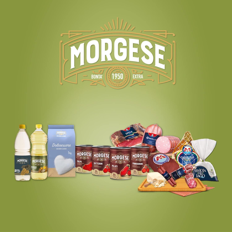 Prodotti a marchio Morgese